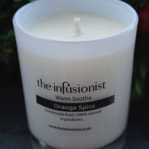 Candle - Orange Spice - 10cl