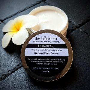face cream natural