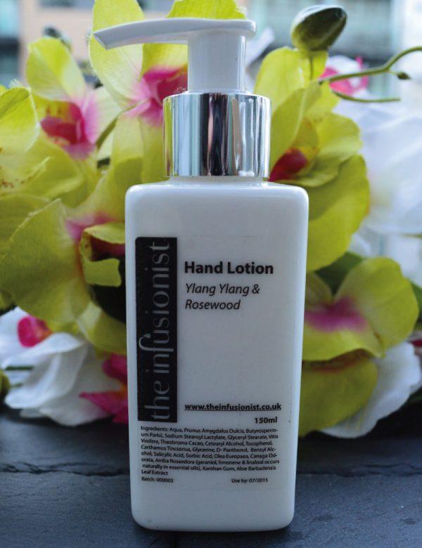 Hand Lotion - Ylang Ylang & Rosewood